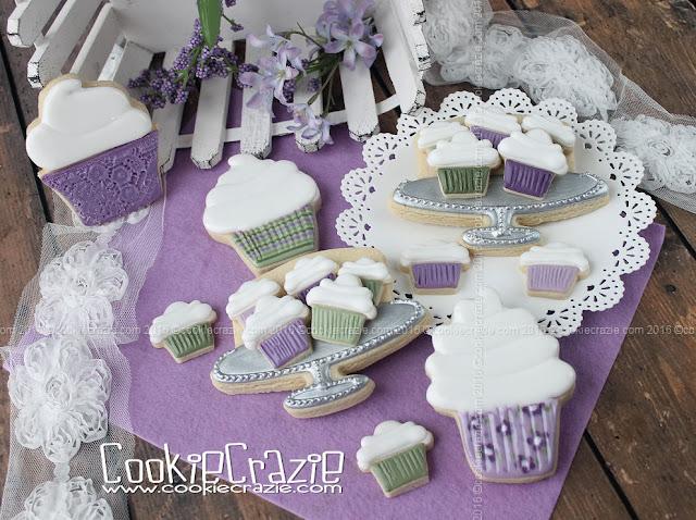 http://www.cookiecrazie.com/2016/05/cupcake-pedestal-decorated-cookies.html
