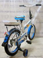 Sepeda Lipat Anak Erminio Mini 16 Inci
