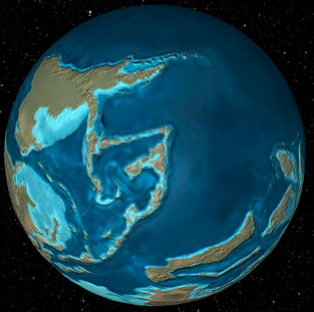 картинки наша планета миллионы лет назад говорим