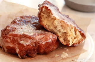 Apple Fritters (Gluten-free, processed sugar free, and vegan) Planet-today.com