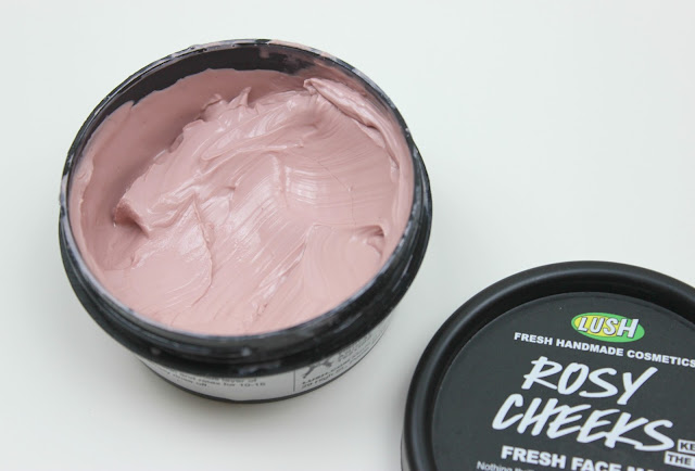Lush Rosy Cheeks Fresh Face Mask Review