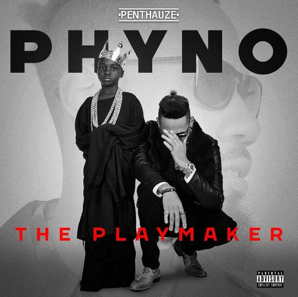 The Playmaker : Phyno Unveils Album Art