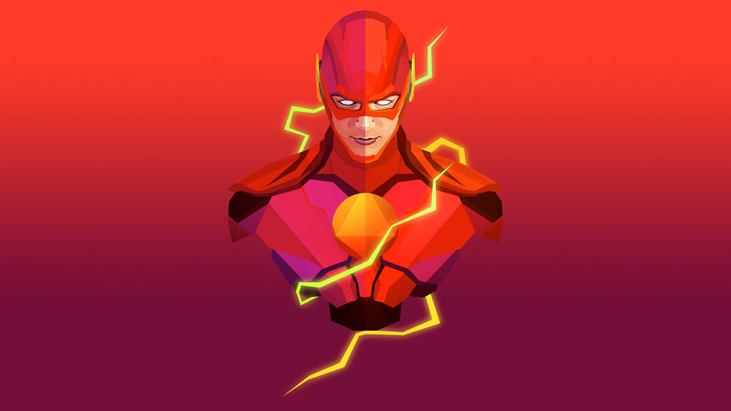 Lightning Legend A.K.A Flash (Barry Allen)