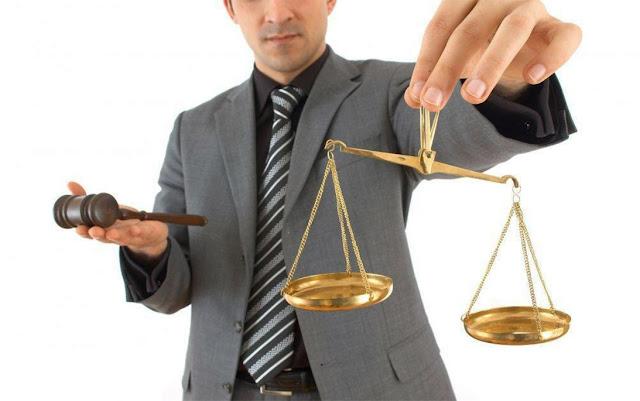 ميزان العدالة والقانون - محامي في جدة