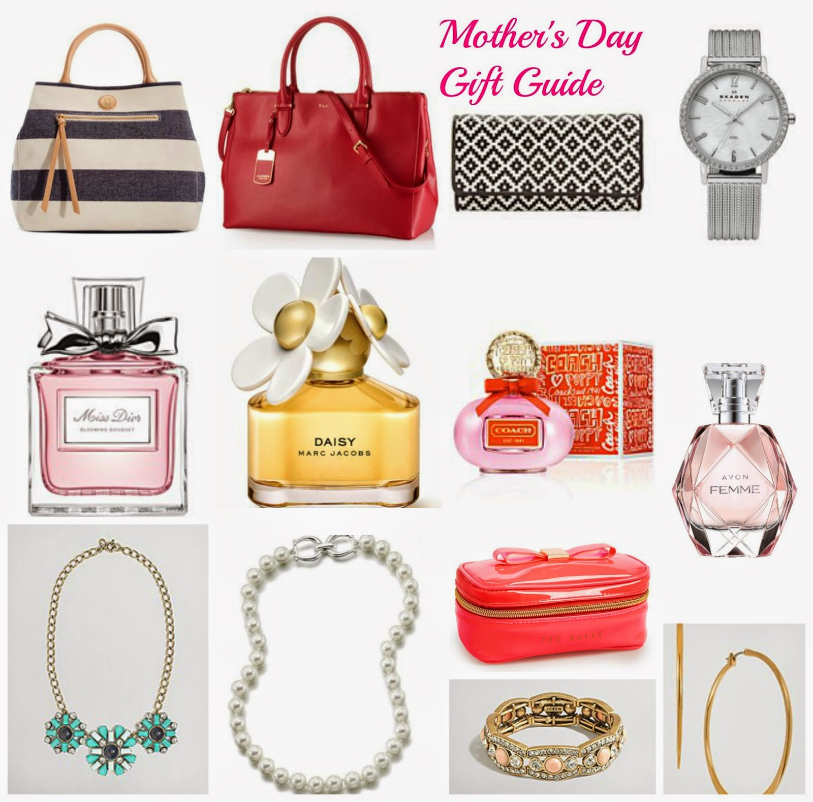 Beauty Style Growth: Mother's Day Gift Ideas