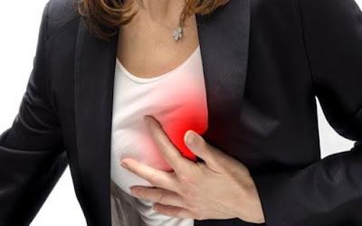 Awas, Risiko Penyakit Jantung Muncul Sebelum Menopause