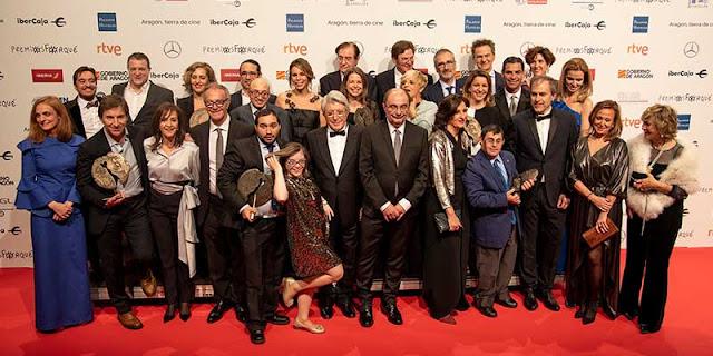 Ganadores, Premios Forqué, 2019