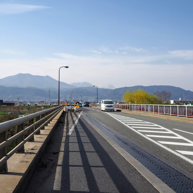 落合橋 犀川