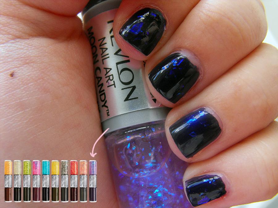 Abundance Of Erica Notd Revlon Nail Art Moon Candy Orbit