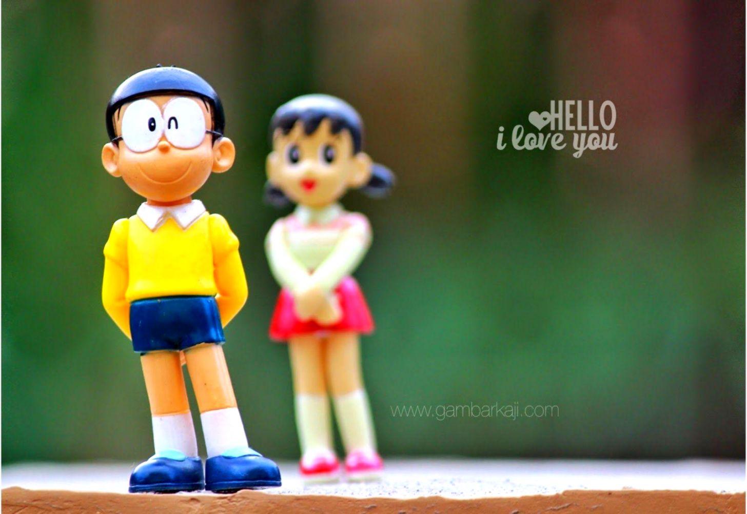 Doraemon 3D Wallpaper