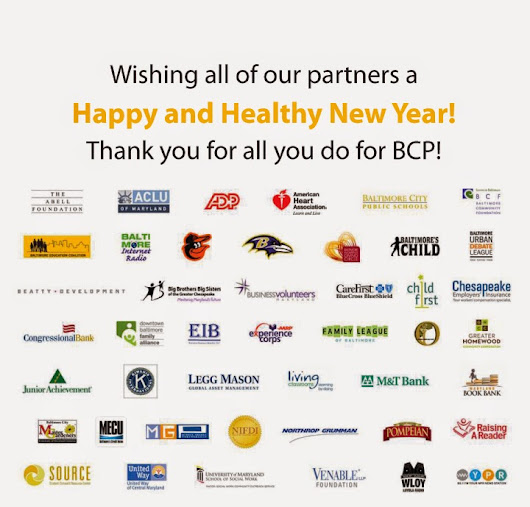 Happy New Year to our Partners!