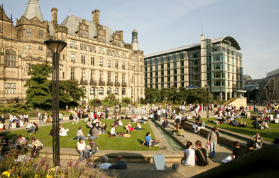 Global Scholarship At The University of Sheffield in the UK