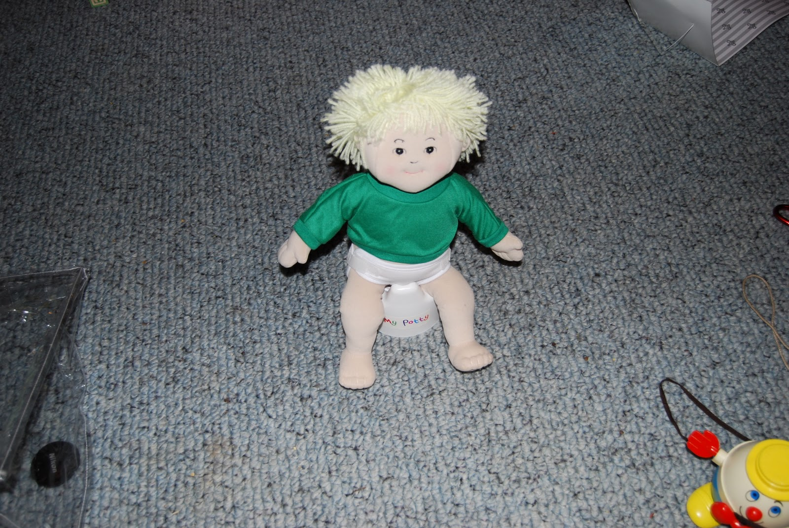 Life With My Littles Baby Bottoms Diversity Doll Review