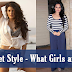 Indian Street Style - What Girls are following?