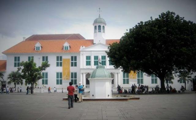 Kawasan wisata Kota Tua