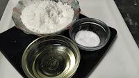 Oil All purpose flour and salt Food Recipe