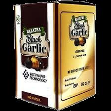 Walatra Black Garlic Kapsul Asli