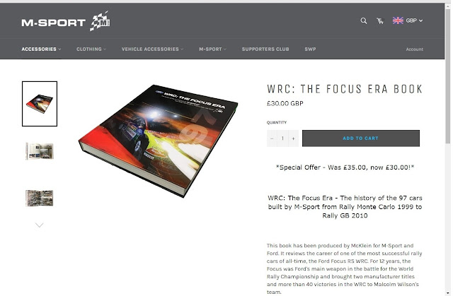 WRC Official Merchandise