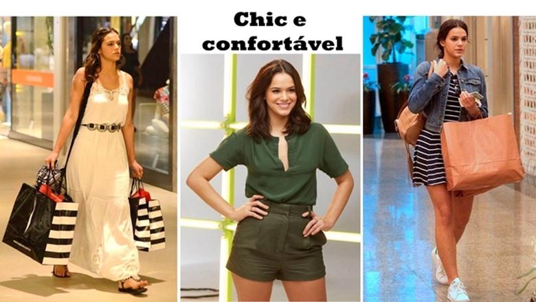 Copie os looks da Bruna Marquezine