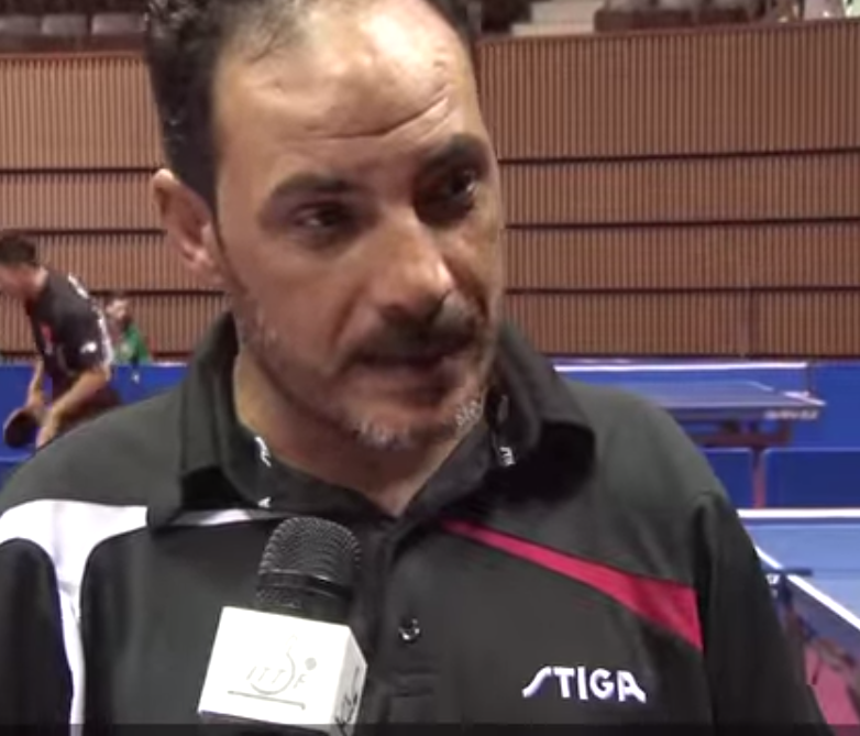 Un giocatore di Ping Pong, Ibrahim Hamato!