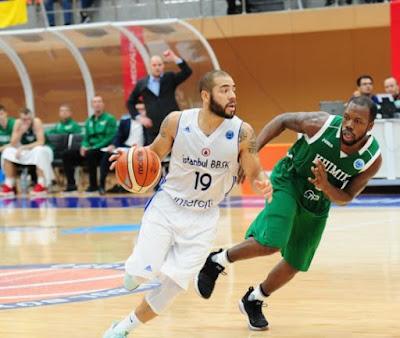 FIBA Europe Cup | Istanbul BBSK - Khimik Yuzhne