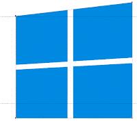 Cara Mudah dan Cepat Membuat Logo Windows 8 dengan CorelDRAW X4
