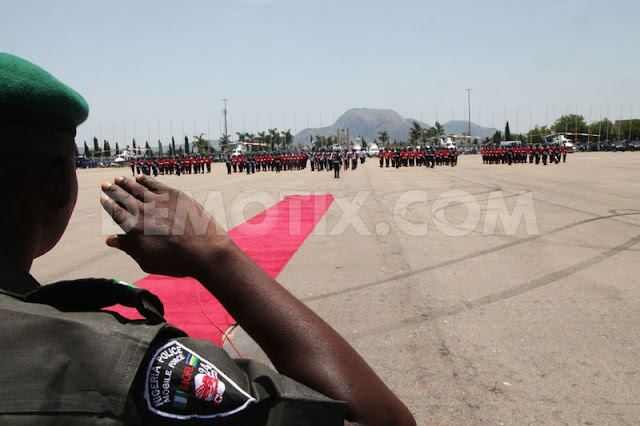 1367296936 nigeria police force performs ceremonial parade to mark police week 2006150