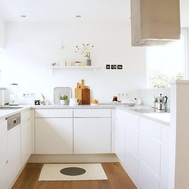 Cucine bianche e minimali [top 10] • la tazzina blu