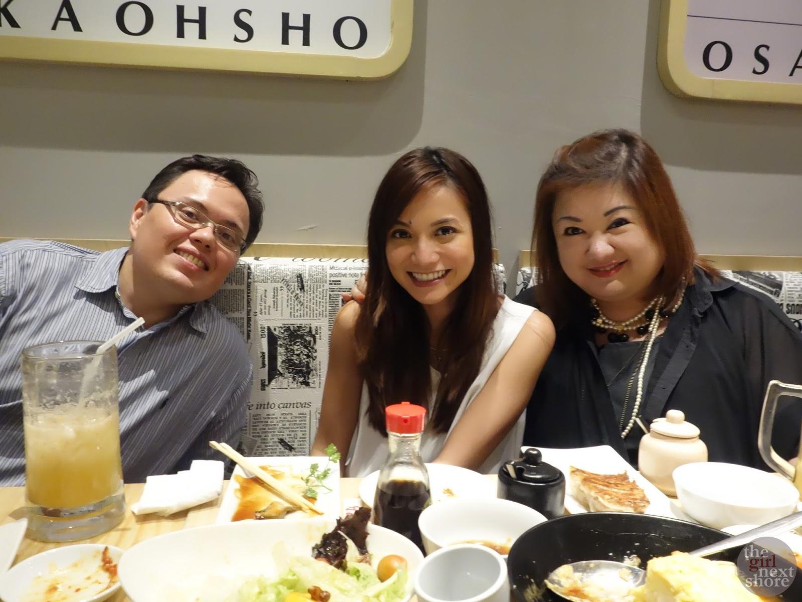 Osaka Ohsho Manila
