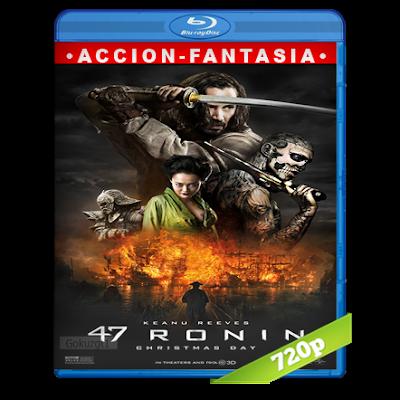 47 Ronin La Leyenda Del Samurai (2013) BRRip 720p Audio Trial Latino-Castellano-Ingles 5.1