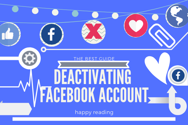 I Want To Deactivate My Facebook<br/>