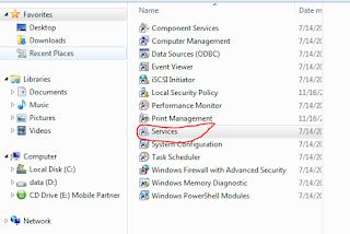 cara memnonaktifkan fitur windows automatis update di windows 7