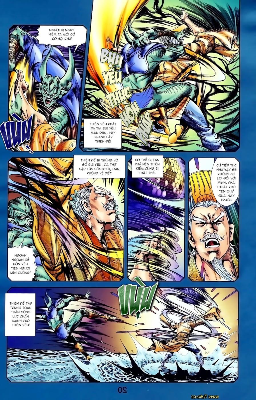 Cơ Phát Khai Chu Bản chapter 116 trang 7