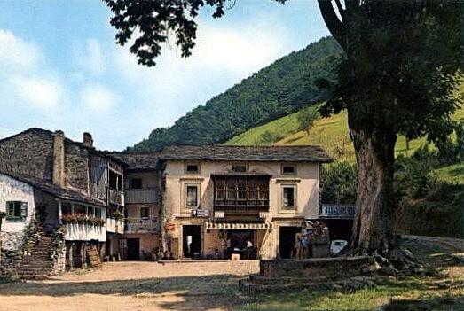 Vega de Pas (Cantabria).
