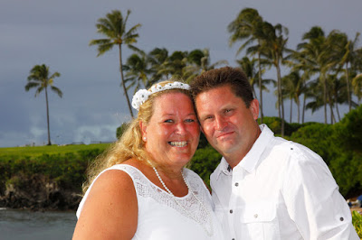 Married on Maui