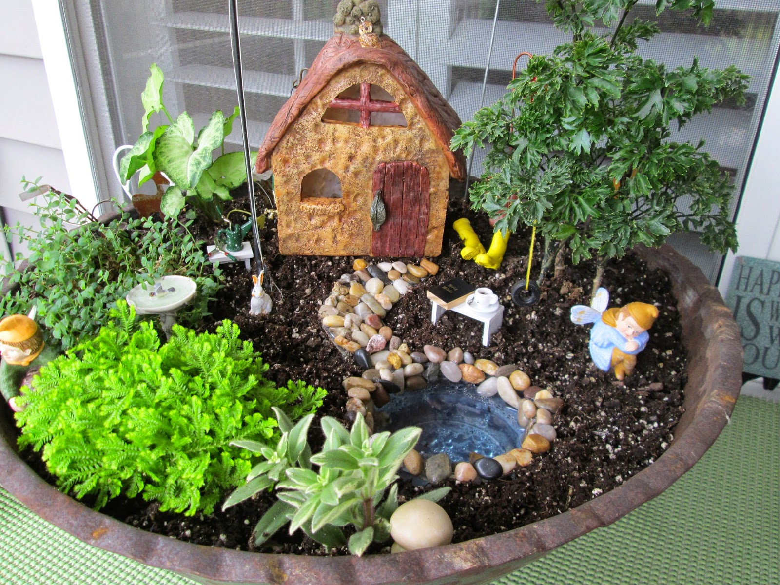 Gnome Garden: Every Day Is Special: March 21