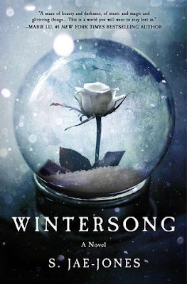 Amber the Blonde Writer - Cover of Wintersong by S. Jae-Jones