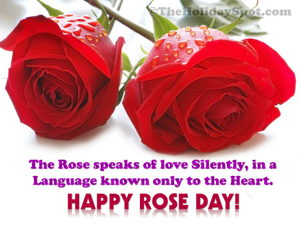 Happy Rose Day My Love GIF Images
