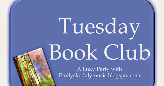 Tuesday Book Club- The Music Teacher from the Black Lagoon and other 1st grade Tales