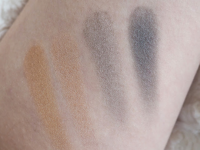 Nars Alhambra Eyeshadow Swatches