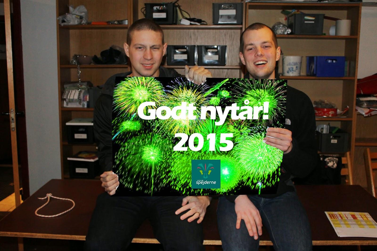 godt nytår 2015