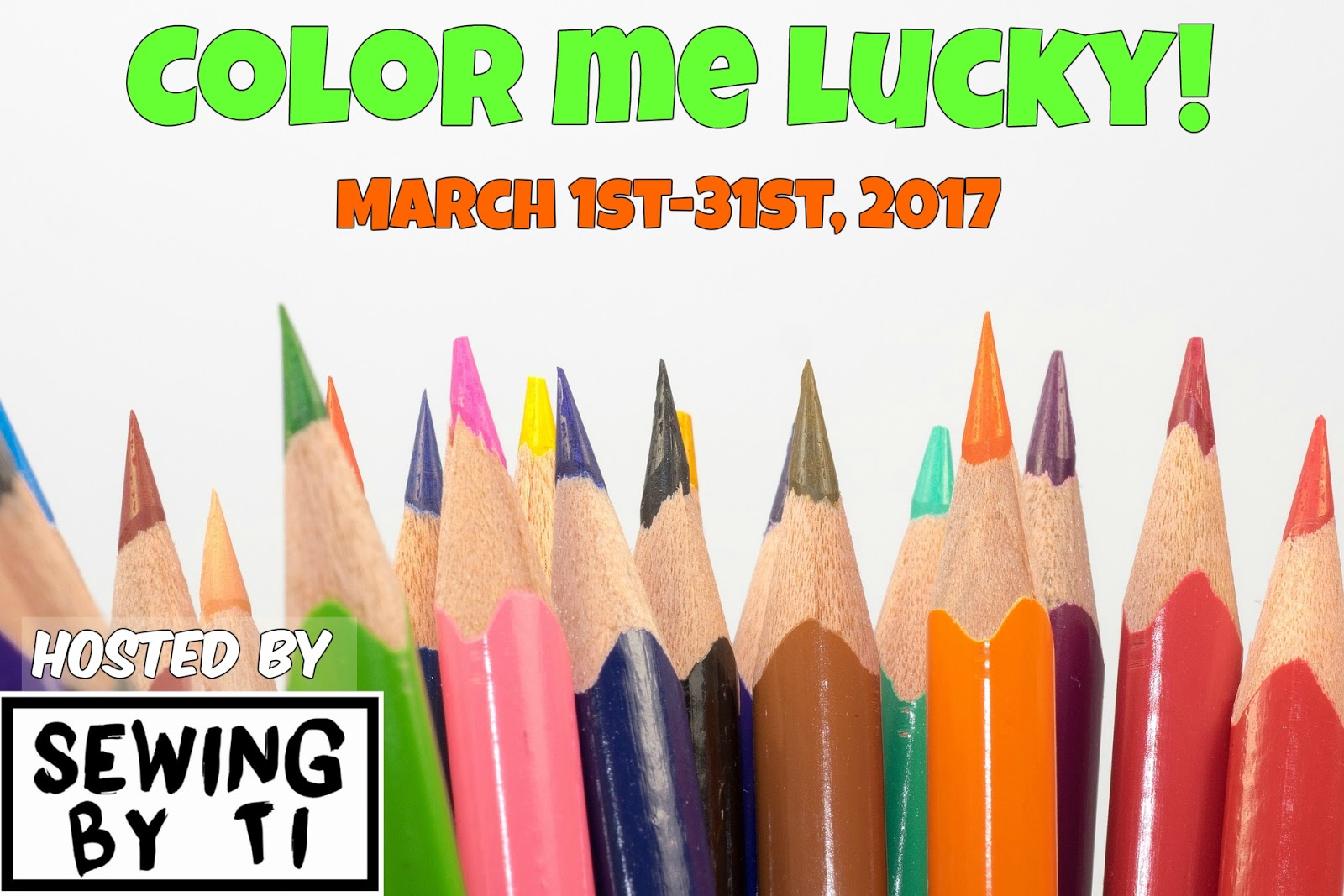 color me lucky t shirts sewing by ti. Black Bedroom Furniture Sets. Home Design Ideas