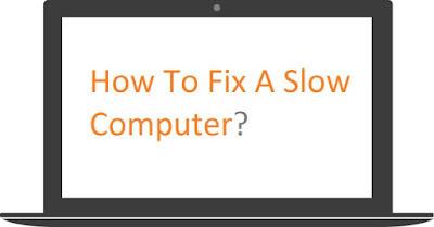 Memperbaiki PC atau Laptop yang Cepat Panas dan Lambat