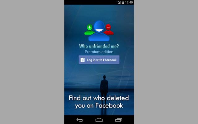 عبر هذا التطبيق ستتمكن من التعرف على من قام بإلغاء صداقتك على الفيسبوك