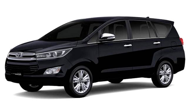 2017 | Toyota Innova Price List in India