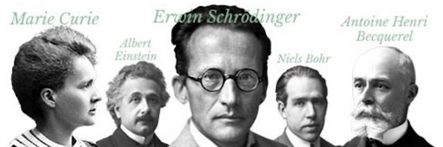 List Peraih Hadiah Nobel Bidang Fisika