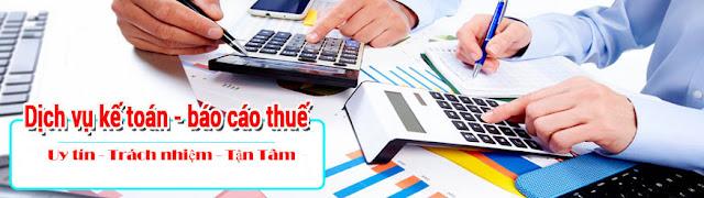 dịch vụ kế toán thuế - chuyên nghiệp - trọn gói - báo cáo thuế uy tín trách nhiệm - tận tâm