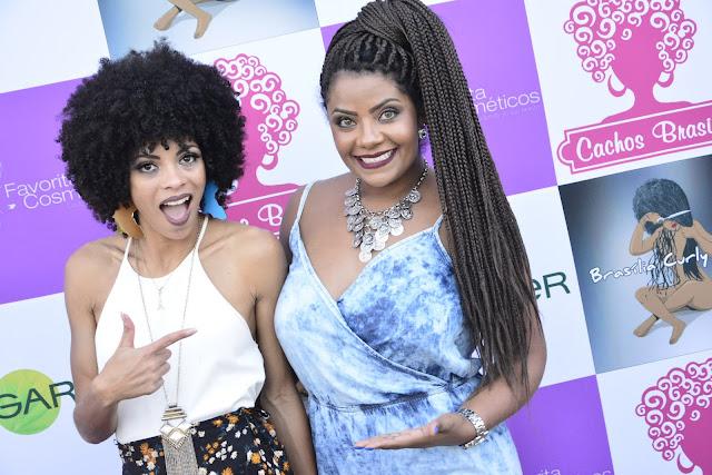 Brasília Curly Hair - Encontro de Cacheadas, Crespas, Trançadas e em Transição Capilar.