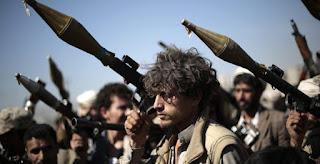 Warga Yaman Gelar Unjuk Rasa di Ibu Kota Menentang Milisi Syiah Houtsi