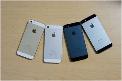 Điểm tương đồng giữa iphone 5 lock và iphone 5 quốc tế